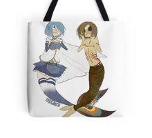 ♥ Mermaid Princesses ♥ Tote Bag