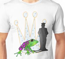 Kiss the Frog Unisex T-Shirt