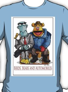 Birds, Bears and Automobiles T-Shirt