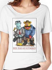 Birds, Bears and Automobiles Women's Relaxed Fit T-Shirt