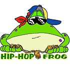 Hip Hop Frog by Skree