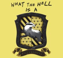 What the HELL is a Hufflepuff? by Simone Anderson