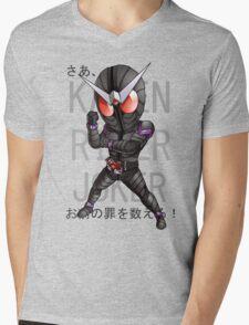 Hard Boiled Detective Mens V-Neck T-Shirt