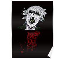 Shiki's Pain Poster