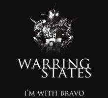 Warring States - Bravo by cyclestogehenna
