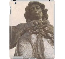 Cemetery Angel iPad Case/Skin