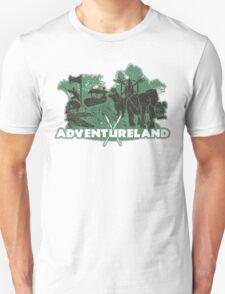 ADVENTURE in this LAND! Unisex T-Shirt