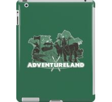 ADVENTURE in this LAND! iPad Case/Skin