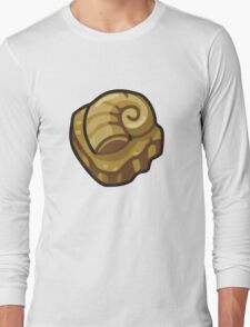 ALL HAIL THE HELIX FOSSIL Long Sleeve T-Shirt