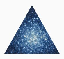 Blue Star Cluster Triangle | Fresh Universe by SirDouglasFresh