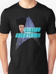 Question Eveything T-Shirt