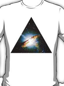 Centaurus A Triangle   Fresh Universe T-Shirt