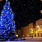 Winter in the City - Cieszyn - Poland by Eugenio