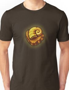 The Golden Helix Fossil Unisex T-Shirt