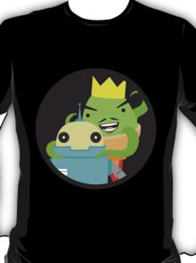 Droid gets ambushed! T-Shirt