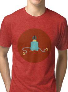 Droid goes donk! Tri-blend T-Shirt