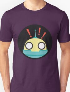 Droid shocked! Unisex T-Shirt