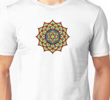 Flower of Life Metatron's Cube Unisex T-Shirt