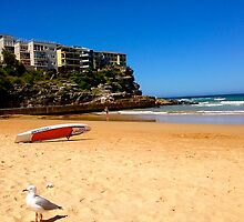 Manly Beach by iSchoe