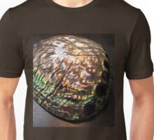 Polished haliotis' shell Unisex T-Shirt