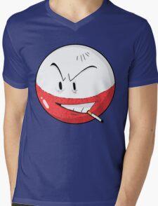 #101 Electrode Mens V-Neck T-Shirt