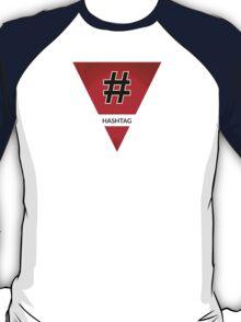 symbols: the hashtag T-Shirt
