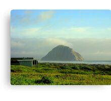 Moro Bay California Canvas Print