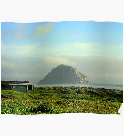 Moro Bay California Poster
