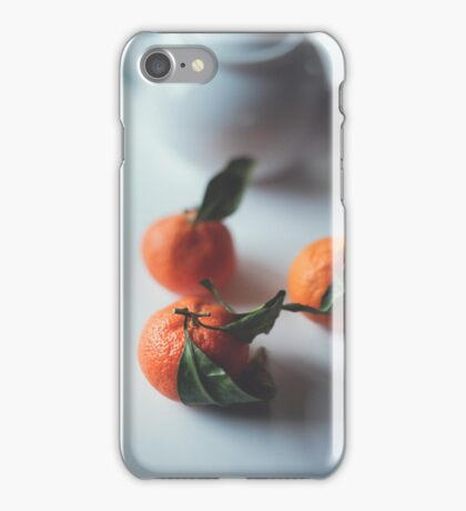 Winter Essentials iPhone Case/Skin