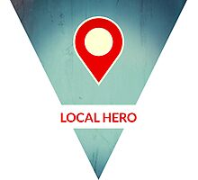 symbols: the local hero Photographic Print