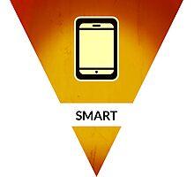 symbols: smart Photographic Print