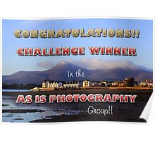 As Is Photography Challenge Banner Poster