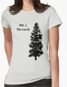 Monty Python - The Larch Womens Fitted T-Shirt