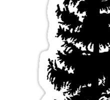 Monty Python - The Larch Sticker