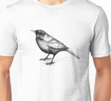 Day of the Organic Blackbirds Unisex T-Shirt