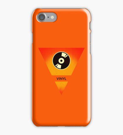 symbols: the vinyl / record iPhone Case/Skin