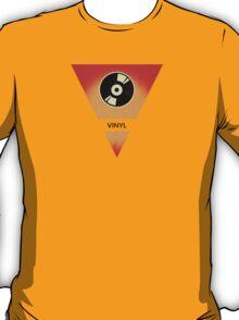 symbols: the vinyl / record T-Shirt