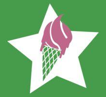 Ice cream Baby Tee