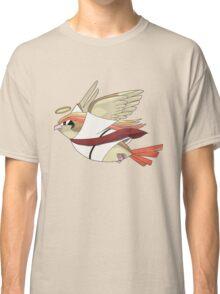 aaabaaajss - Bird Jesus Classic T-Shirt