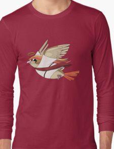 aaabaaajss - Bird Jesus Long Sleeve T-Shirt
