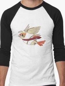 aaabaaajss - Bird Jesus Men's Baseball ¾ T-Shirt
