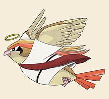 aaabaaajss - Bird Jesus by JM92