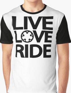 bikes Graphic T-Shirt