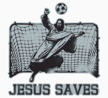 Jesus Saves by romeotees