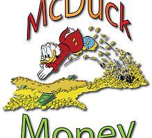 Scrooge McDuck by gizmomatrix