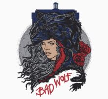 Doctor Who - BAD WOLF 4 by drunkenazteca