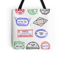 Gaming Passport Tote Bag