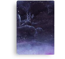 We are Stardust Canvas Print