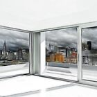 Window to the city - New York by harietteh
