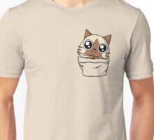 Felyne in the pocket!  Unisex T-Shirt